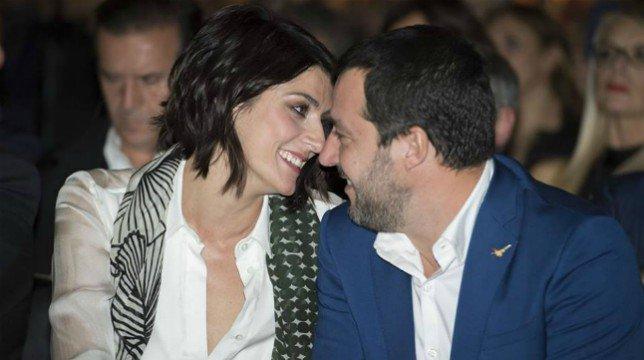 Salvini e Elisa