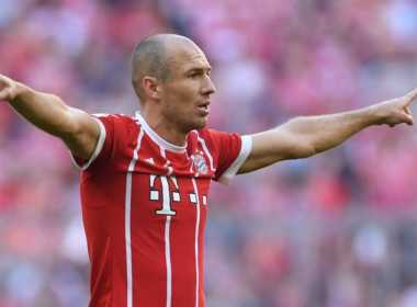 Robben sarà svincolato a partire da giugno 2019.