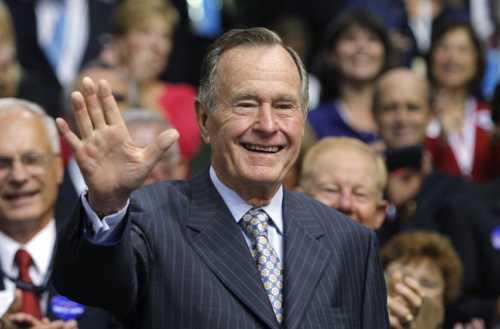 È morto George Bush senior: aveva 94 anni.