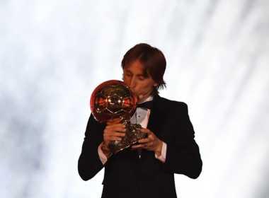 Modric ha vinto il Pallone d'oro 2018.