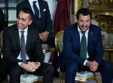 Di Maio e Salvini: Sì all'autonomia del Veneto.