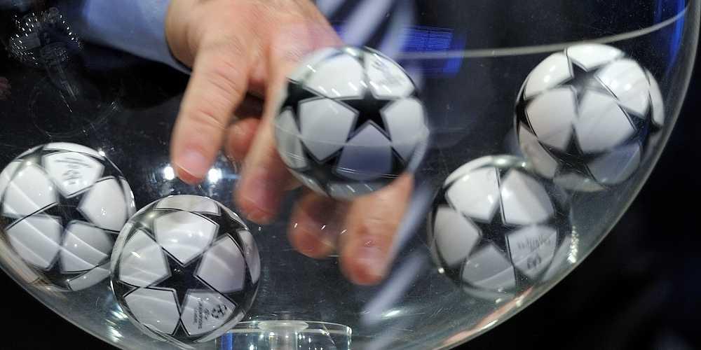 Sorteggi Champions: probabili avversarie di Juve e Roma.