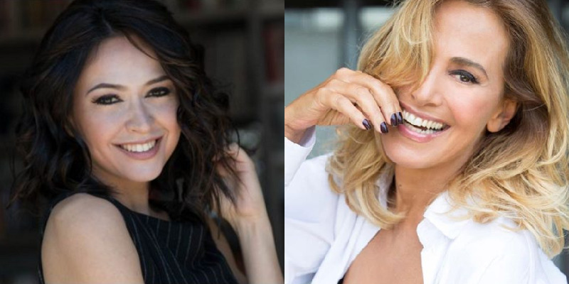 Barbara D'Urso e Eleonora D'Urso