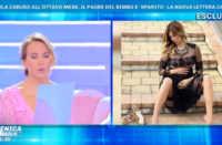 Domenica Live, lettera Paola Caruso