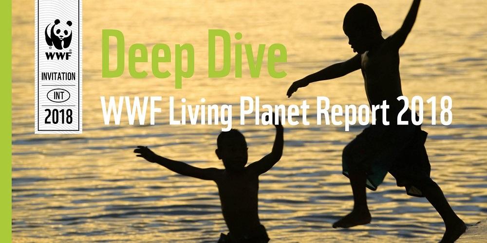 Wwf: i dati del Living Planet Report 2018.