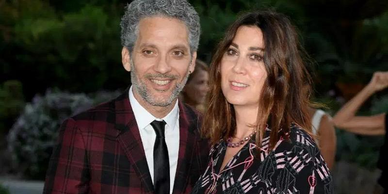 Beppe Fiorello e Eleonora Pratelli