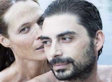 Gianmarco Amicarelli e Jane Alexander