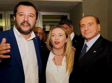 Nuovo centrodestra: i dubbi di Salvini.