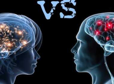 Cervello femminile più giovane di quello maschile.