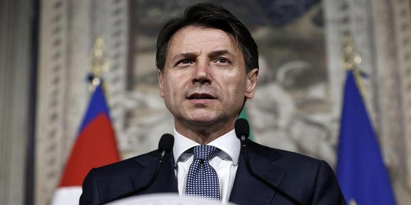 Giuseppe Conte è sicuro: il governo è solido.