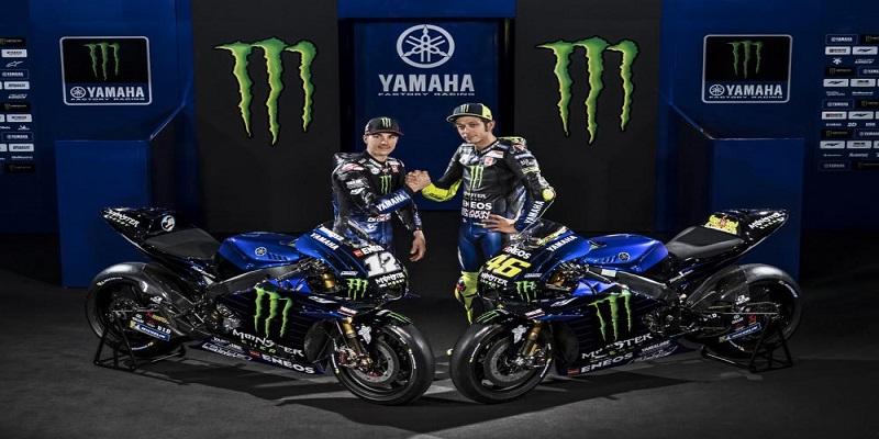 MotoGp 2019: presentata la nuova Yamaha.