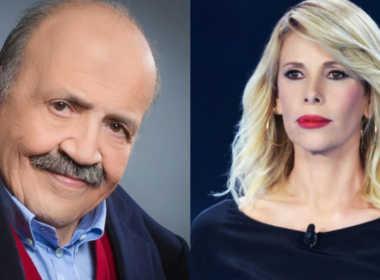 Maurizio Costanzo difende Alessia Marcuzzi