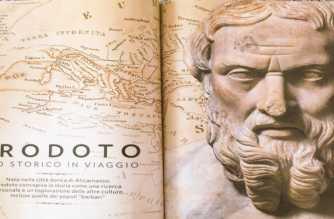 Erodoto: scoperta la baris da lui descritta.