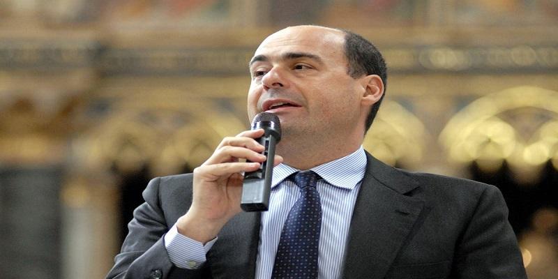 Nicola Zingaretti: primo discorso da segretario PD.