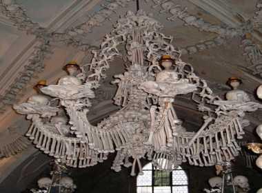 È iniziato il restauro dell'ossario di Sedlec.