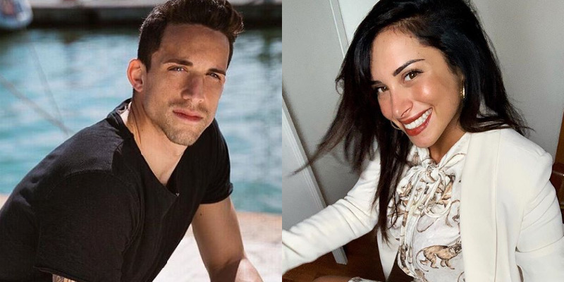 Matteo Gentili e Alessia Prete