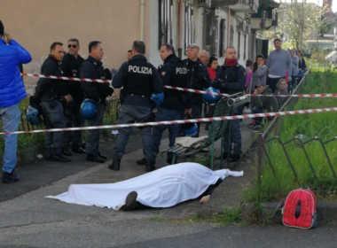 Napoli, Luigi Mignano ucciso davanti al nipote