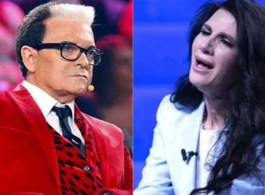 Cristiano Malgioglio e Pamela Prati