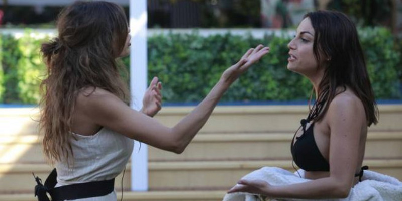 Francesca De Andrè contro Mila Suarez