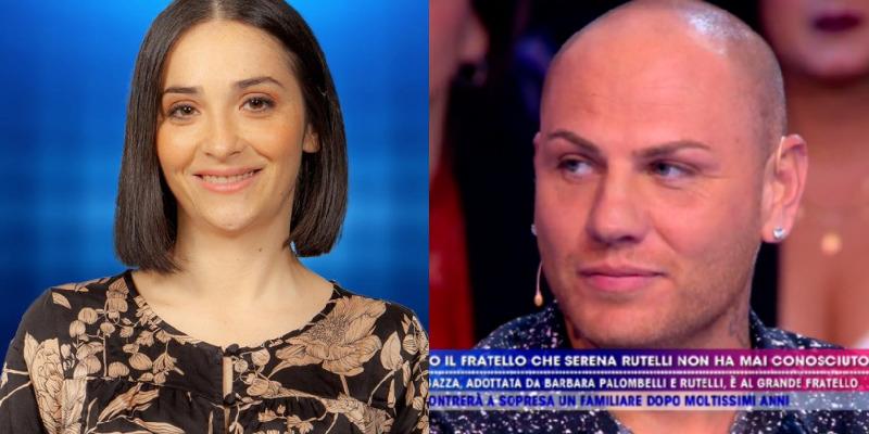 Gaetano e Serena Rutelli