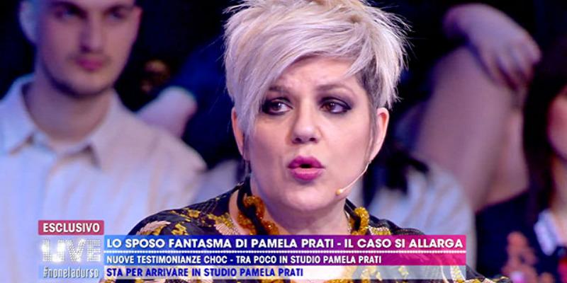 Manuela Villa parla di Pamela Prati