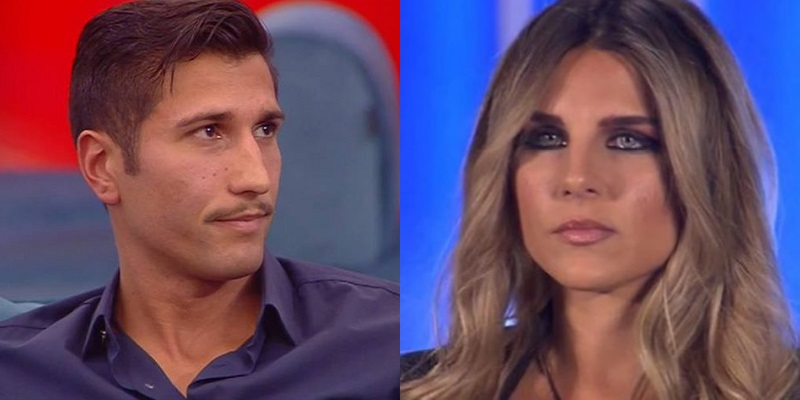 Gianmarco Onestini e Ivana Icardi