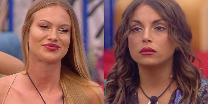 Taylor Mega e Francesca De Andrè