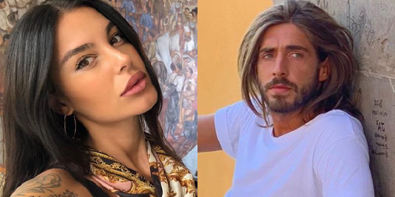 Enrico Contarin e Audrey Chabloz, amore