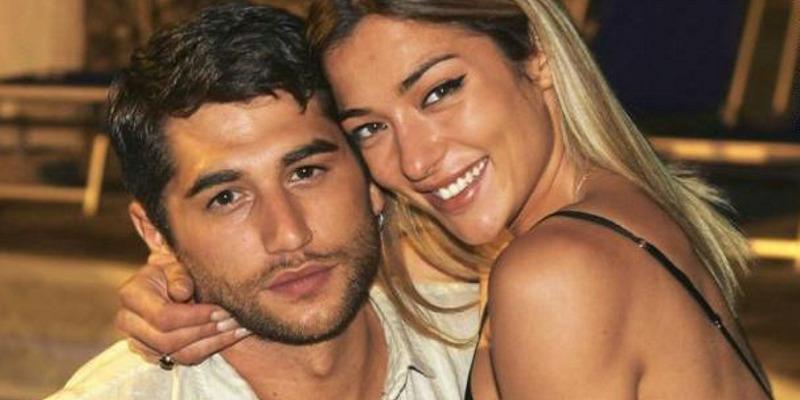 Soleil Sorge e Jeremias Rodriguez