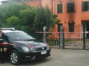 Padova, incendia casa della moglie per vendetta