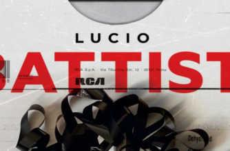 Cover Lucio Battisti Masters 2
