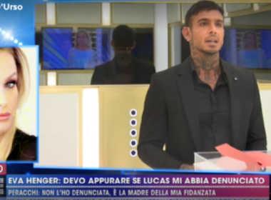 Lucas Peracchi contro Eva Henger