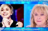 Nadia Toffa, madre