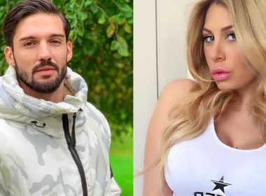 Moreno Merlo contro Paola Caruso