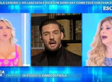 Paola Caruso attacca Moreno Merlo
