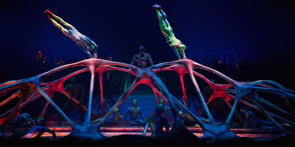 Cirque Du Soleil _Totem__FOTO