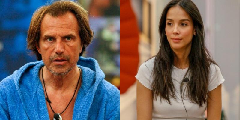 Paola Di Benedetto e Antonio Zequila