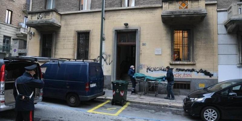 Torino, 68enne ucciso con due coltellate