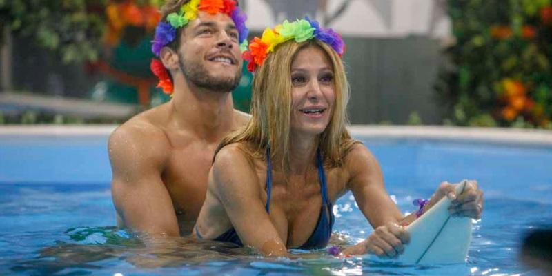 Andrea Denver e Adriana Volpe