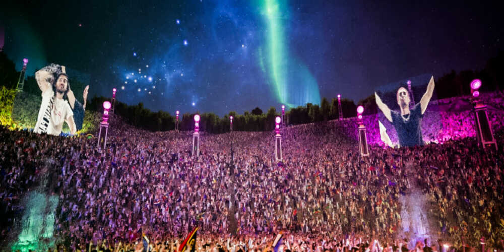 Dimitri Vegas & Like Mike @ Tomorrowland Around The World 2020 1200x600