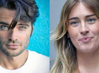 Giulio Berruti e Maria Elena Boschi