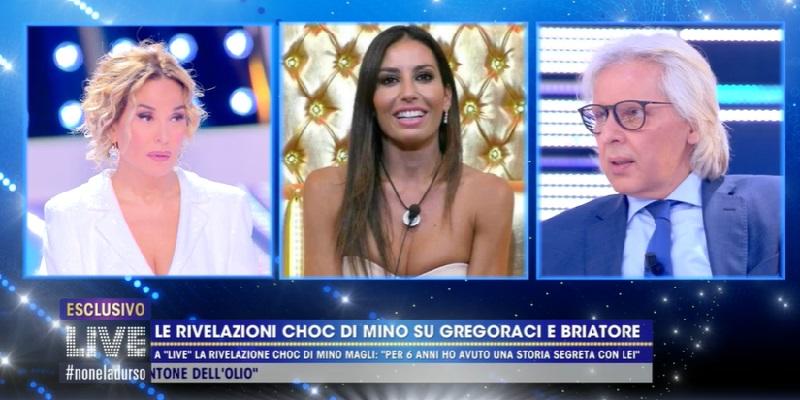 Elisabetta Gregoraci, storia segreta con Mino Magli