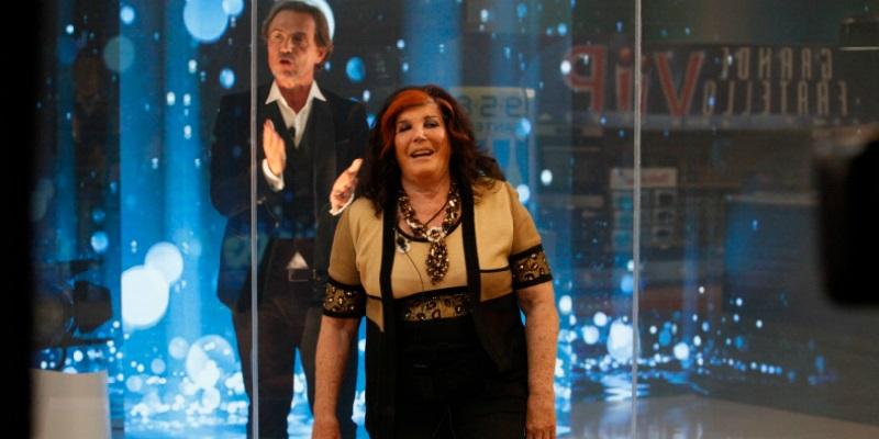 Patrizia De Blanck e Antonio Zequila confronto