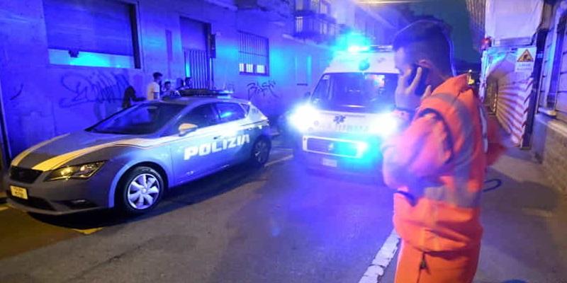 26enne aggredito in piazzale Selinunte a Milano