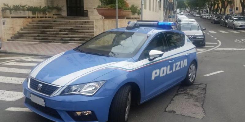 Cagliari, picchia compagna e minaccia cognato