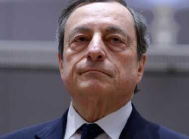 Draghi bozza Dpcm