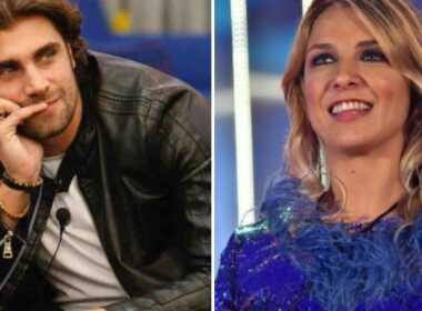 Mario Ermito e Myriam Catania