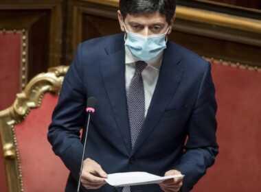 Nuovo DPCM Roberto Speranza