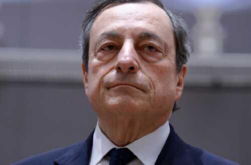Coronavirus Mario Draghi