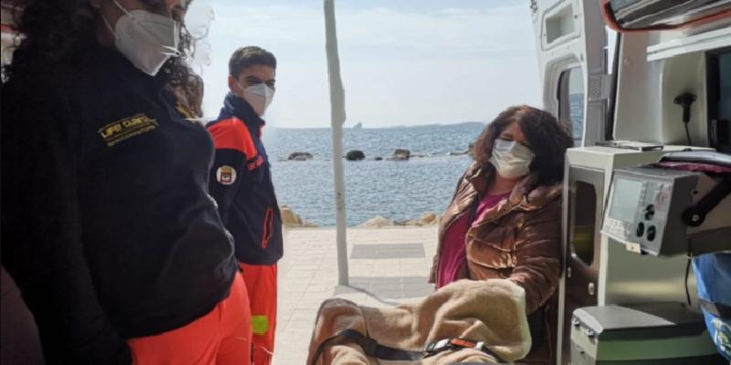 Gallipoli, malato Sla chiede di vedere il mare